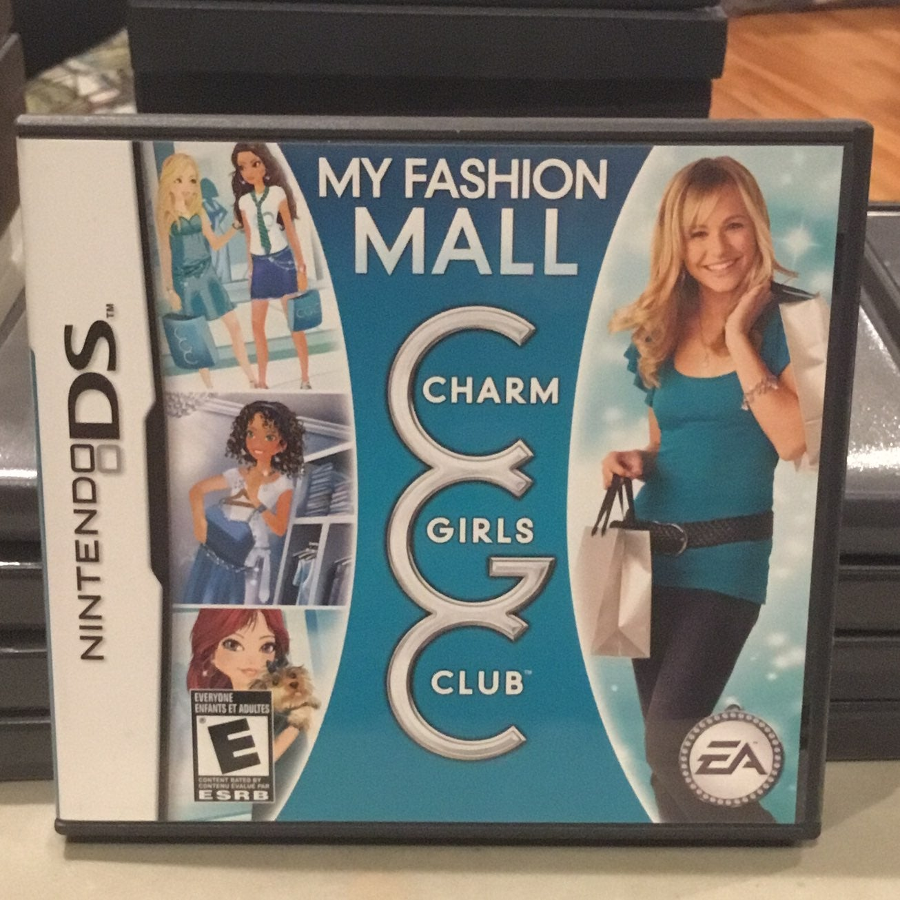 MY FASHION MALL CHARM GIRLS CLUB-DS GAME