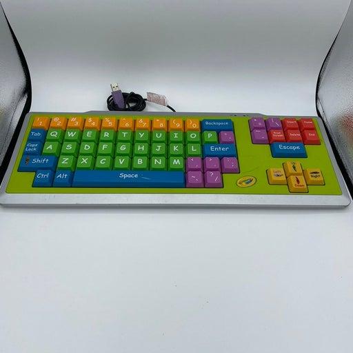Crayola EZ USB Plug-Play KIDS Keyboard