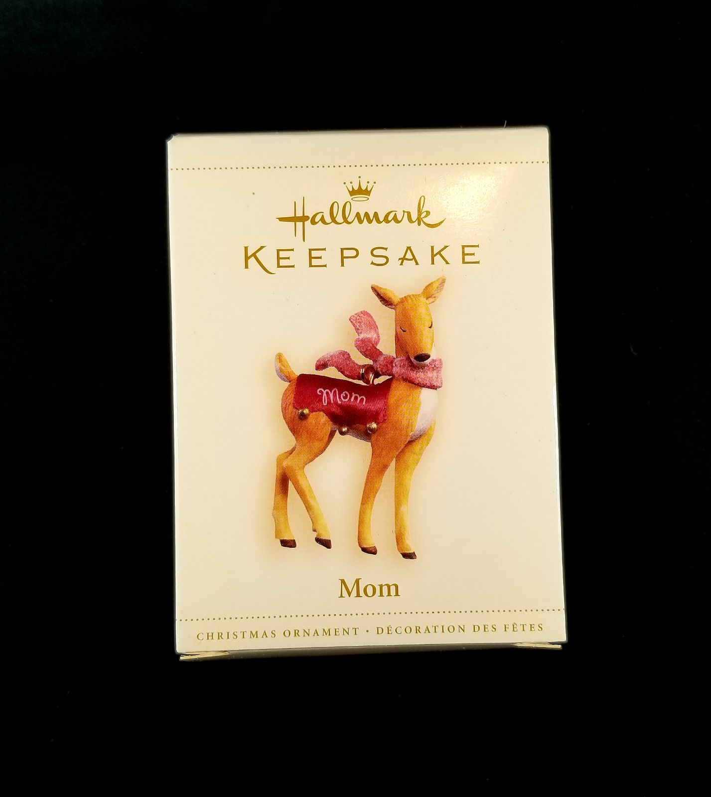 Hallmark Keepsake Christmas Ornament Mom