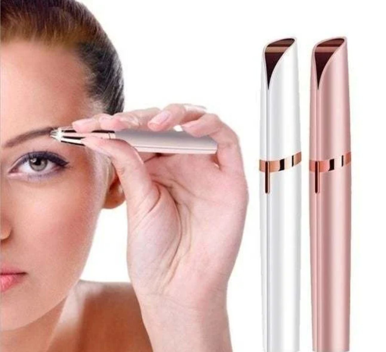 Face and Eyebrow Hair Remover