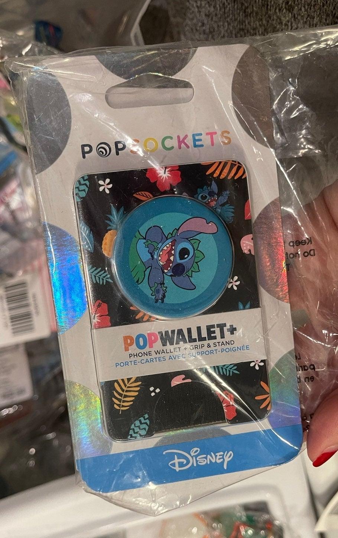 Popsocket Stitch Wallet