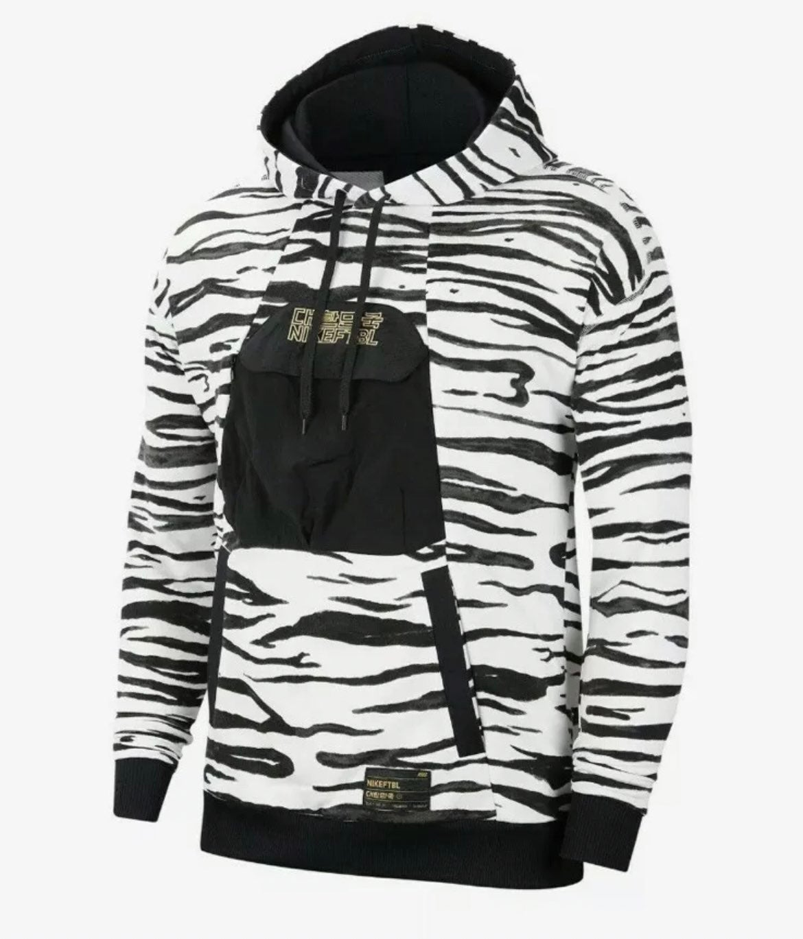 Nike Men's CQ9198-100 Hoodie sz XXL