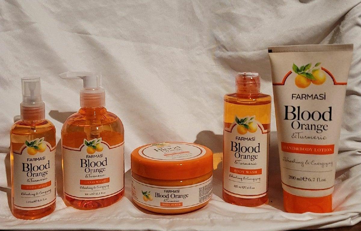 Farmasi Blood Orange Bundle