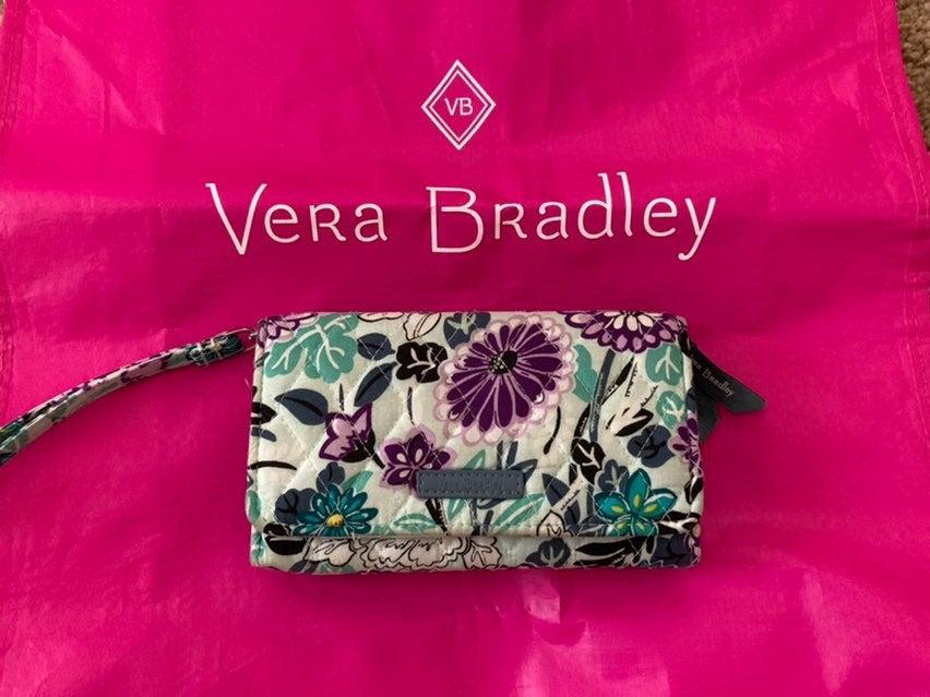 Vera Bradley Wristlet