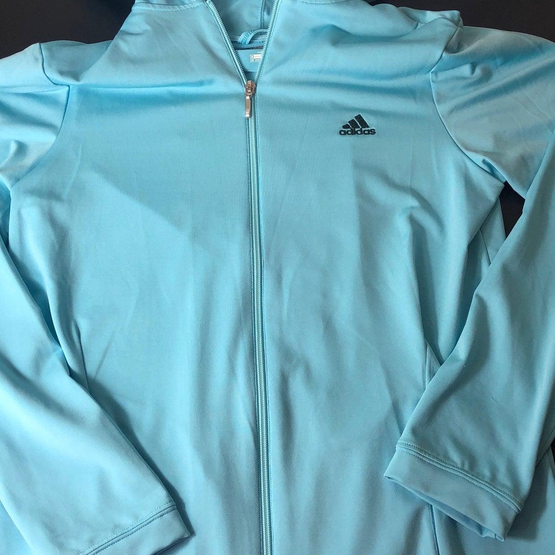 Adidas Jacket full zip womens large