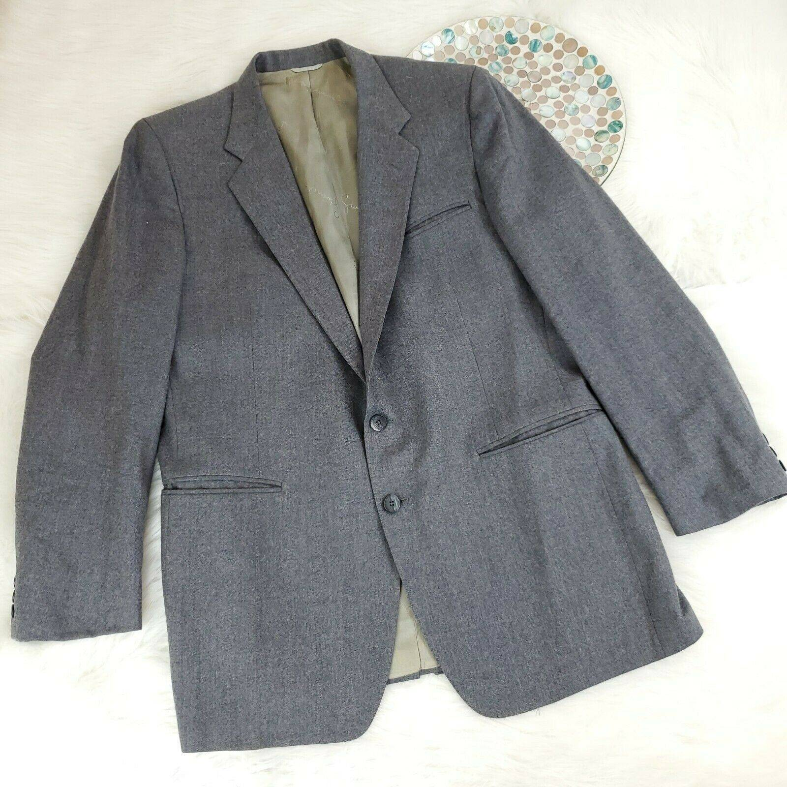 Givenchy Gentleman Blazer Suit Jacket