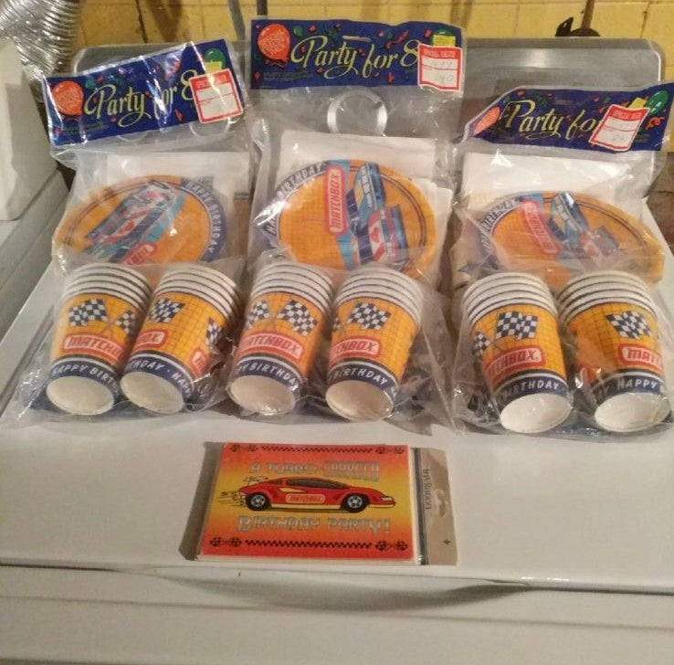 Matchbox Party Pack