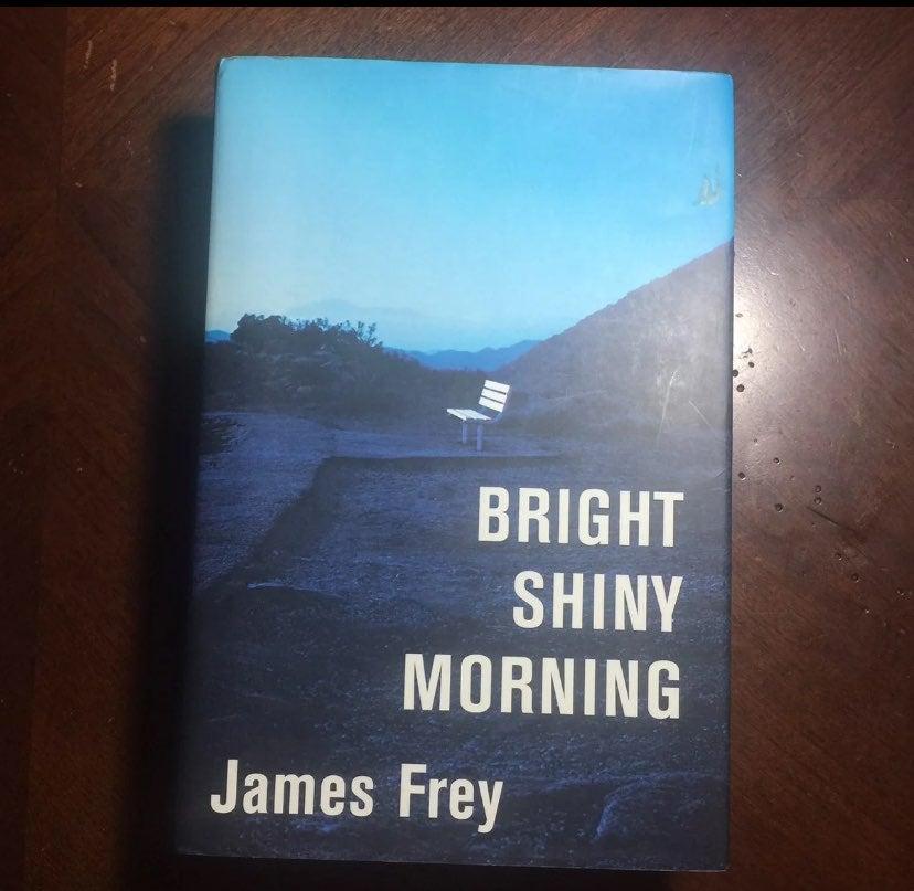 Bright Shiny Morning Hardback
