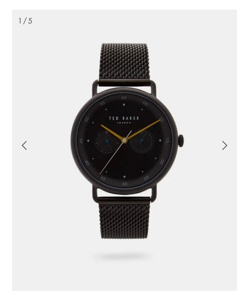 Ted Baker men's watch