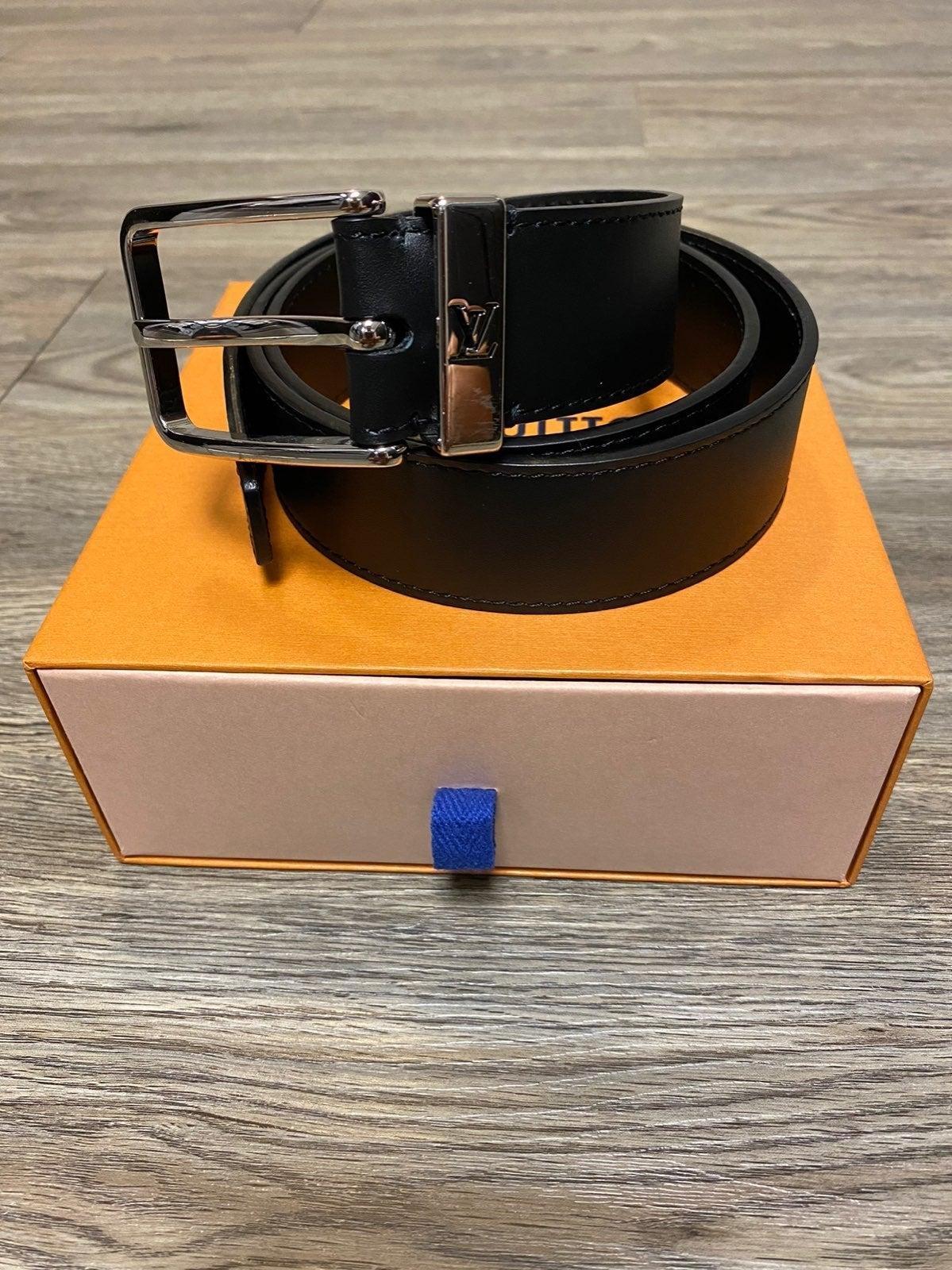 2018 Pont Neuf 35MM Leather Belt