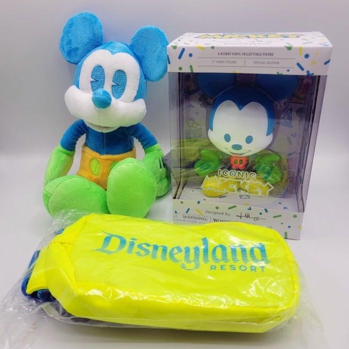 Disney Parks Neon Mickey Mouse Bundle
