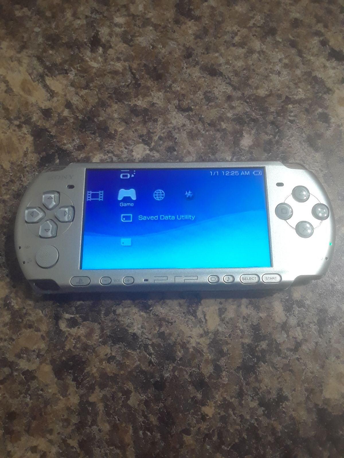 Sony PSP Game