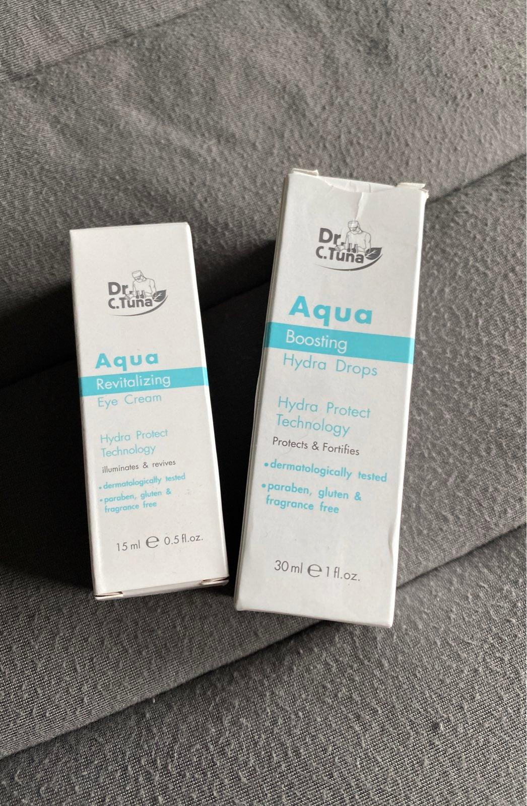 Farmasi aqua drops bundle set
