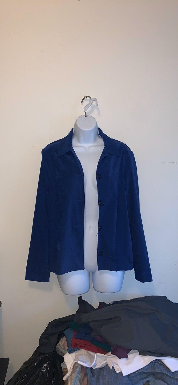 Briggs New York coat