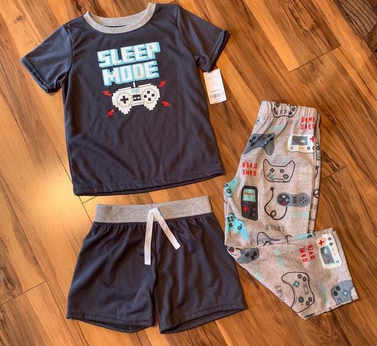 Carters Pajama Set sz 4