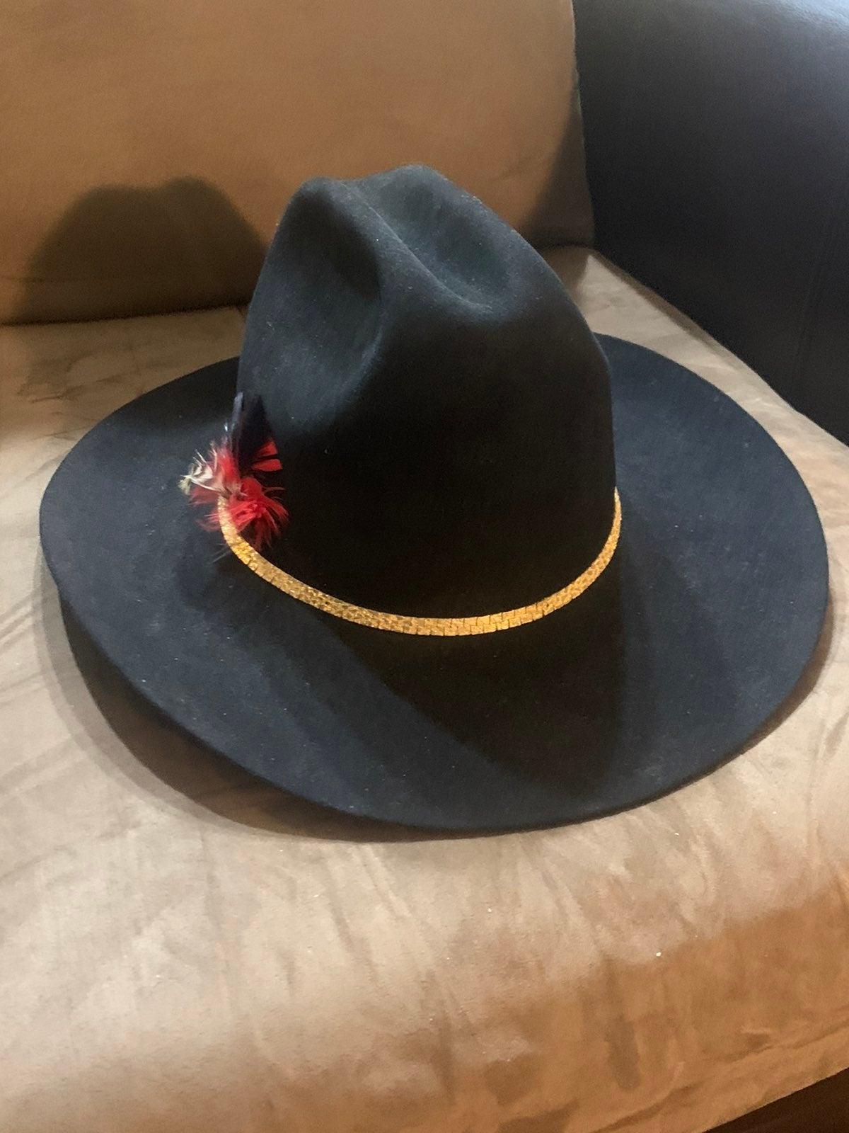 Resistol 4X XXXX Beaver Cowboy Hat 7 1/4