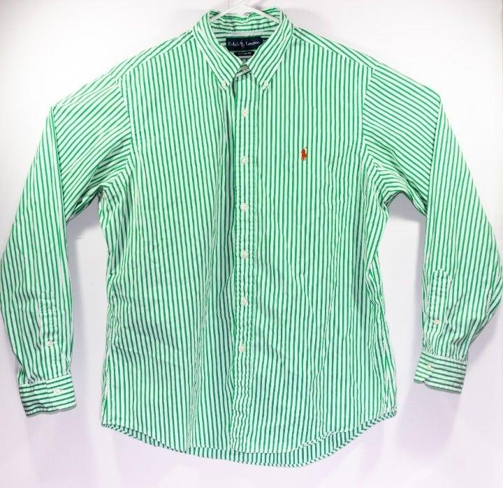 Polo Ralph Lauren Custom Fit Striped Shi