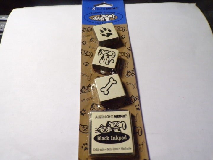 PET STAMPS STRIPS