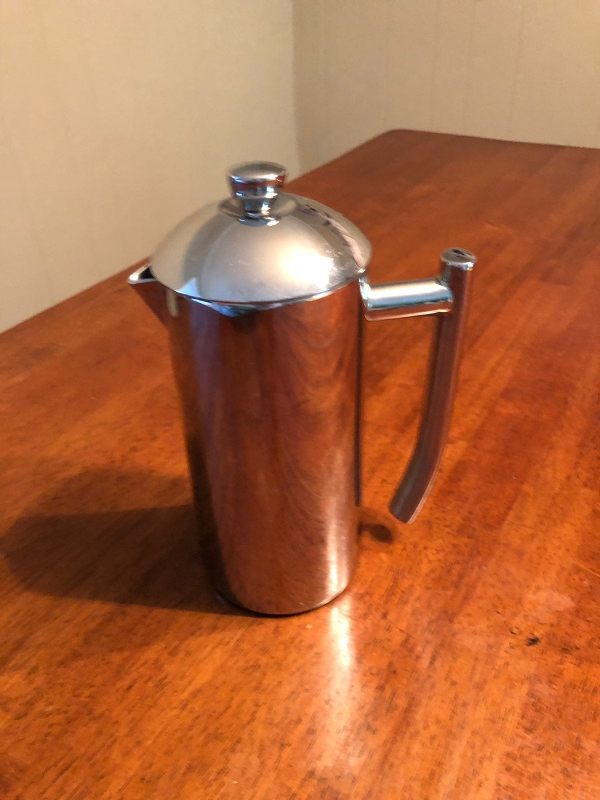Frieling Double Wall French Press and 3
