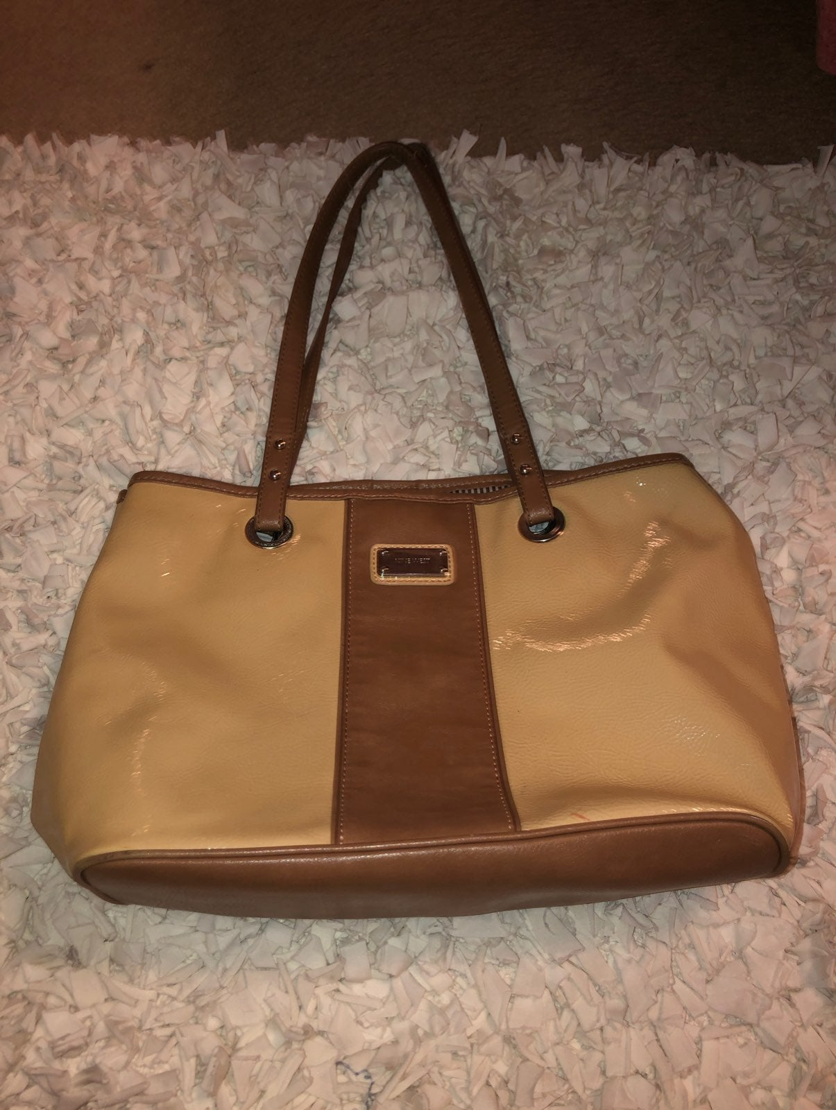Nine west purse and pouch