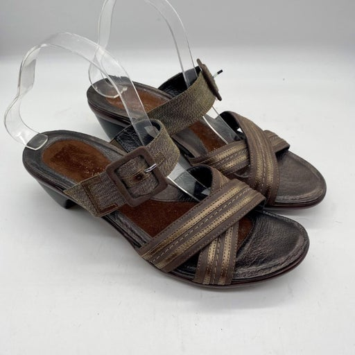 Naot Sandals Shoes Marvel Leather Heels