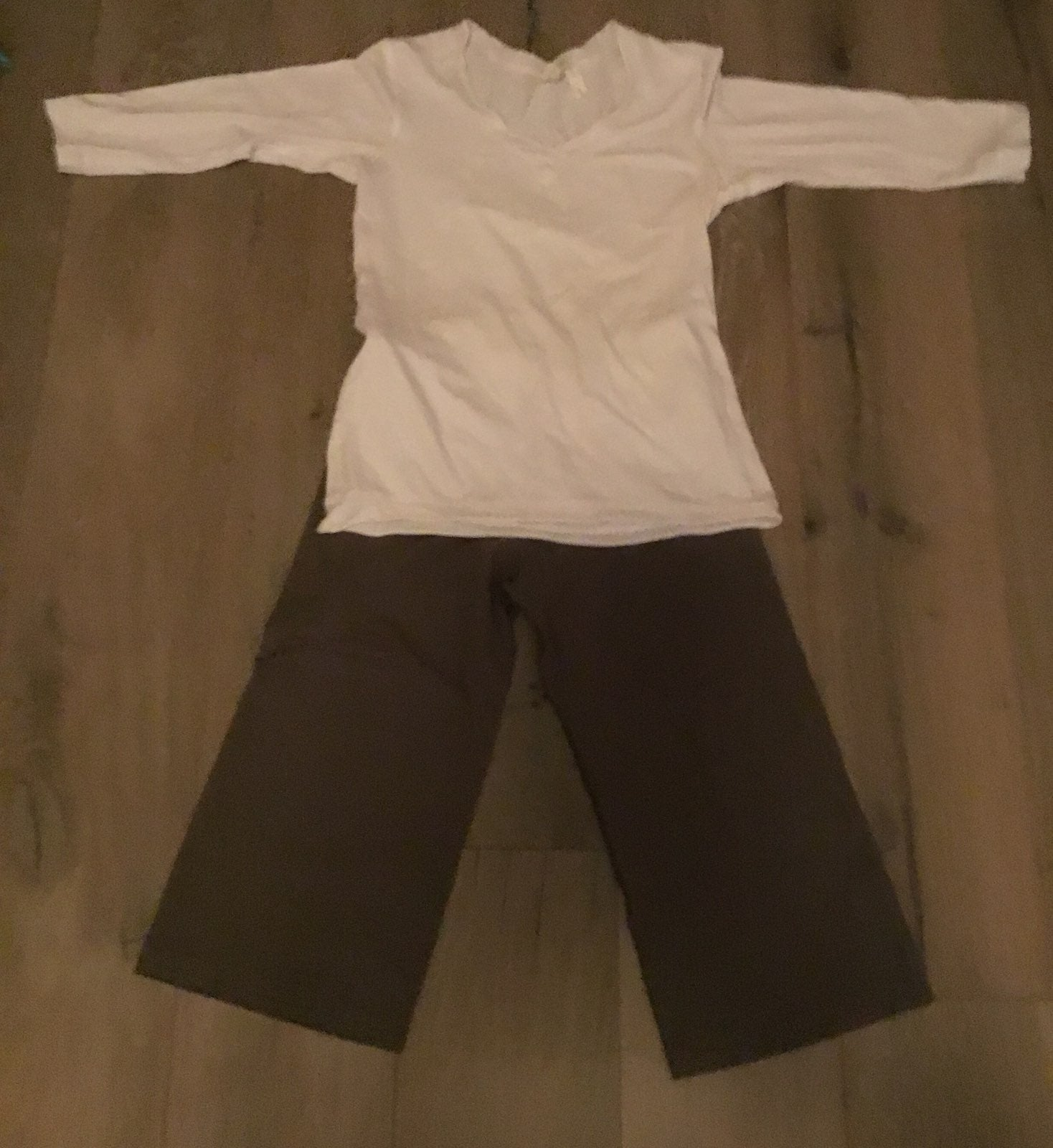 Women shirt and pants