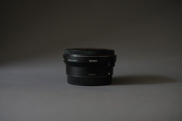 Sigma/Canon EF Lens to Sony E Cameras