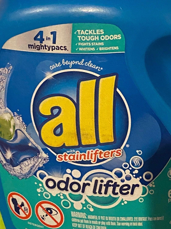 All detergent pods for vspink reserved