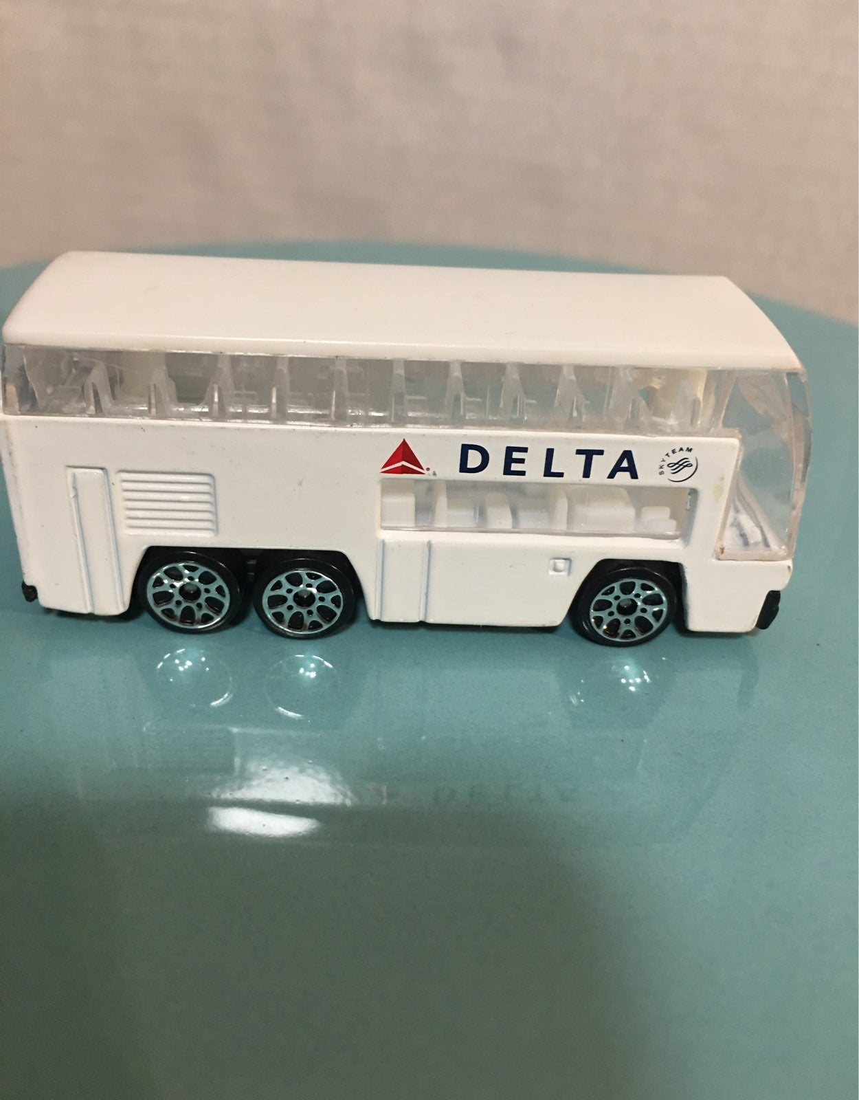 Delta Double Decker Bus