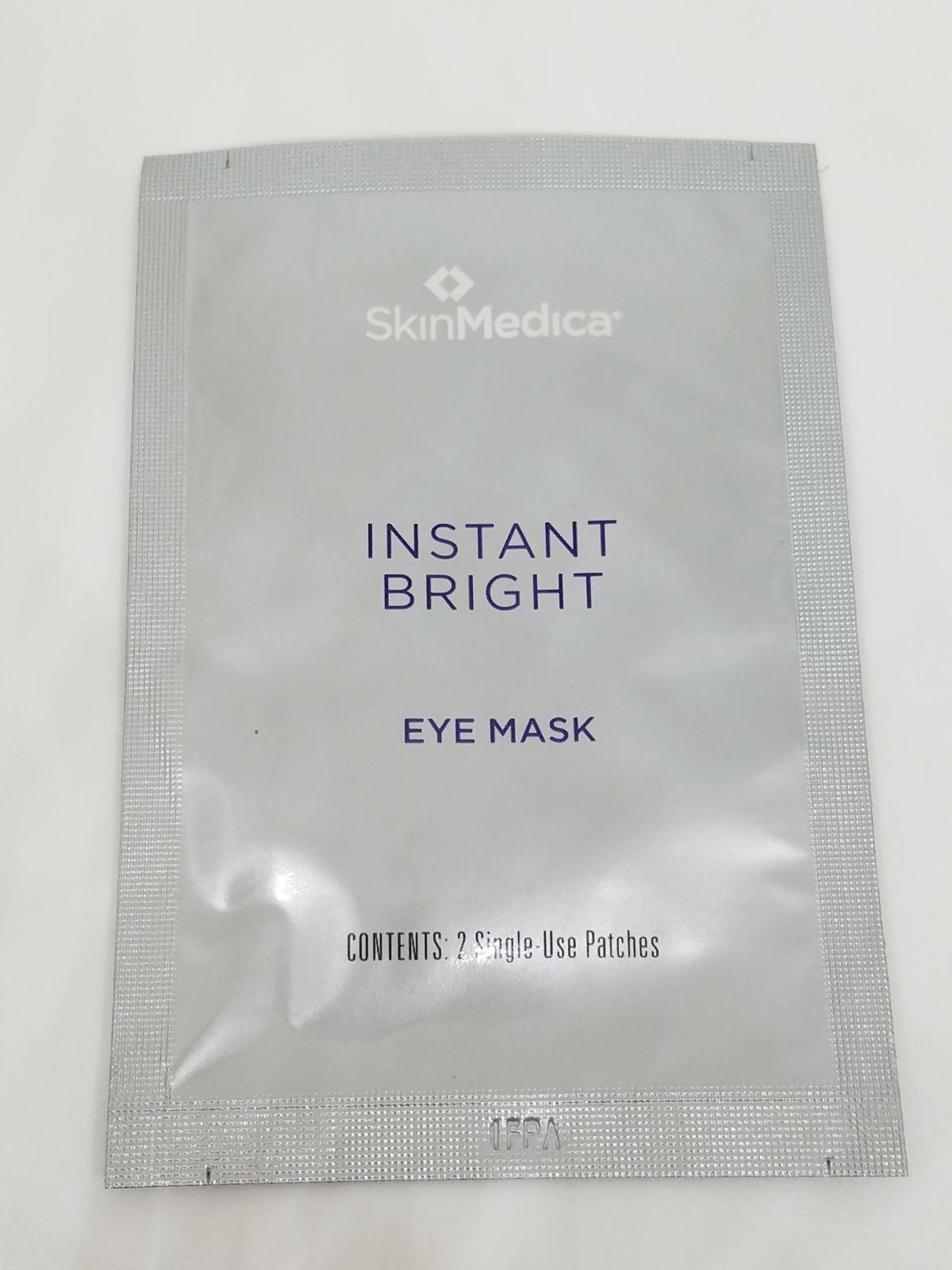 SkinMedica Instant Bright Eye Mask