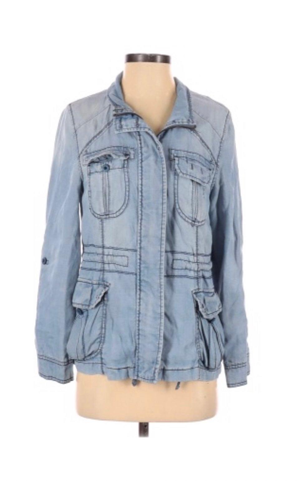 Marrakech denim jacket