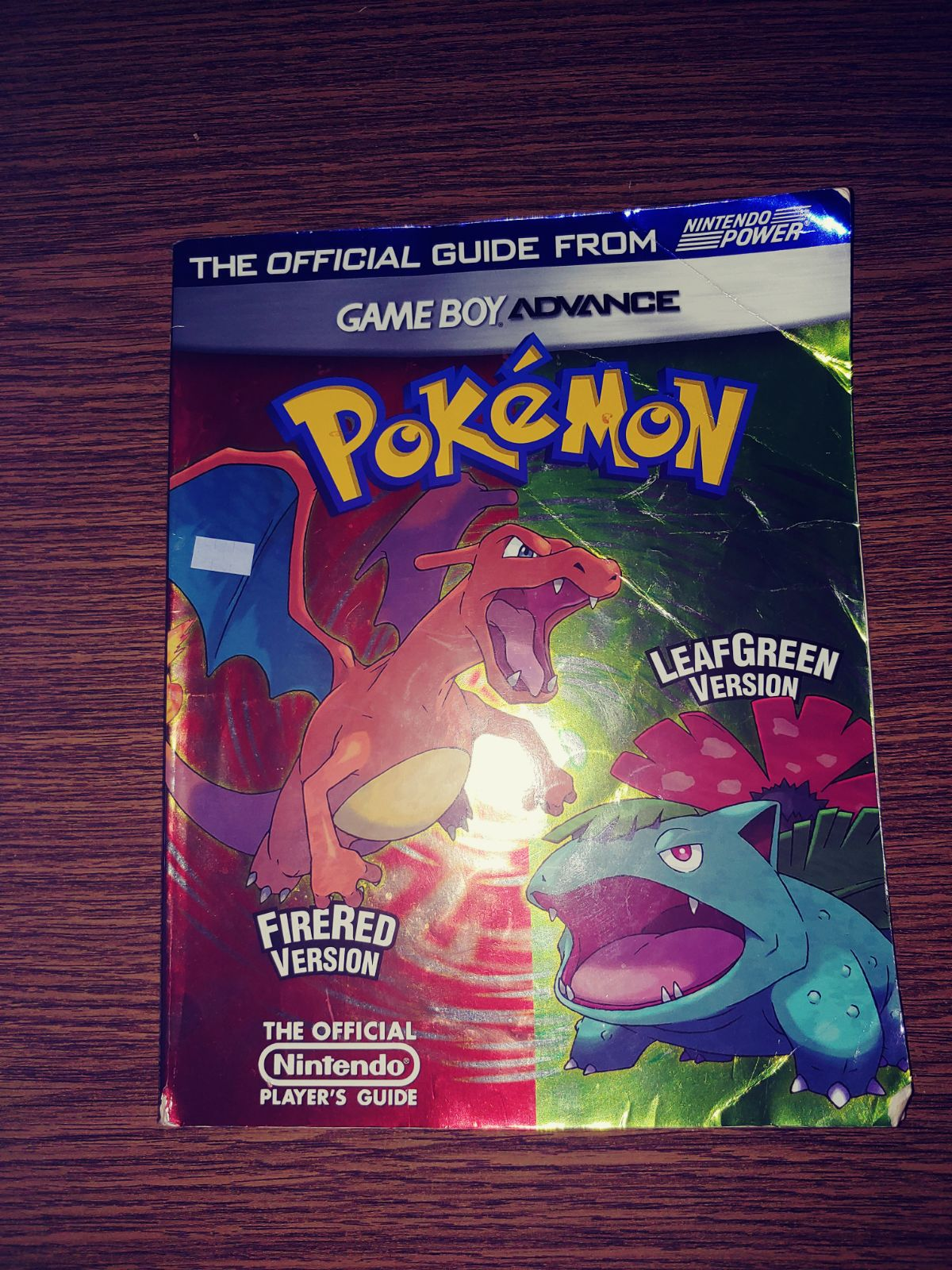 Nintendo power gameboy advance guide