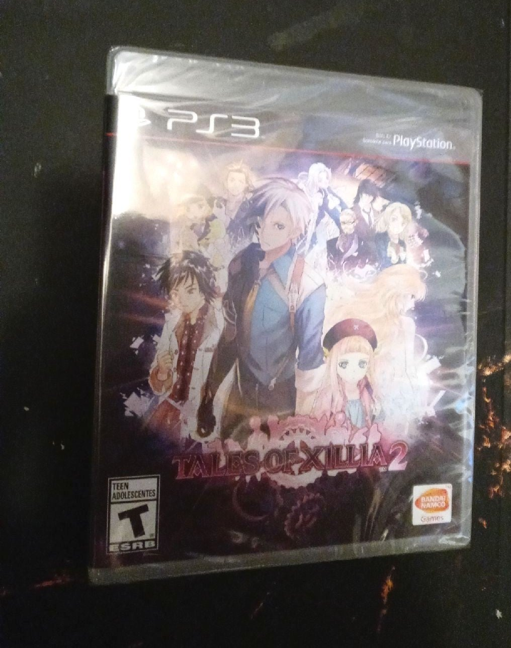 Tales of Xillia 2 BRAND NEW SEALED! PS3