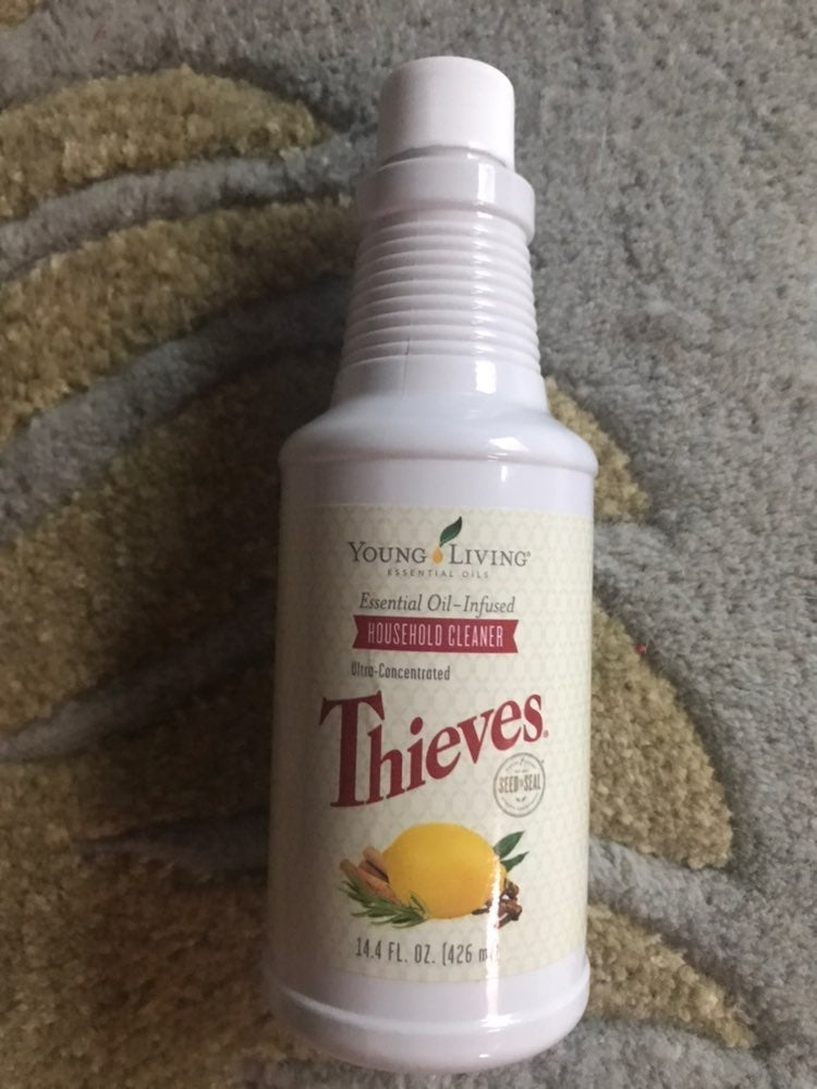 One THIEVES CLEANER by Young Living