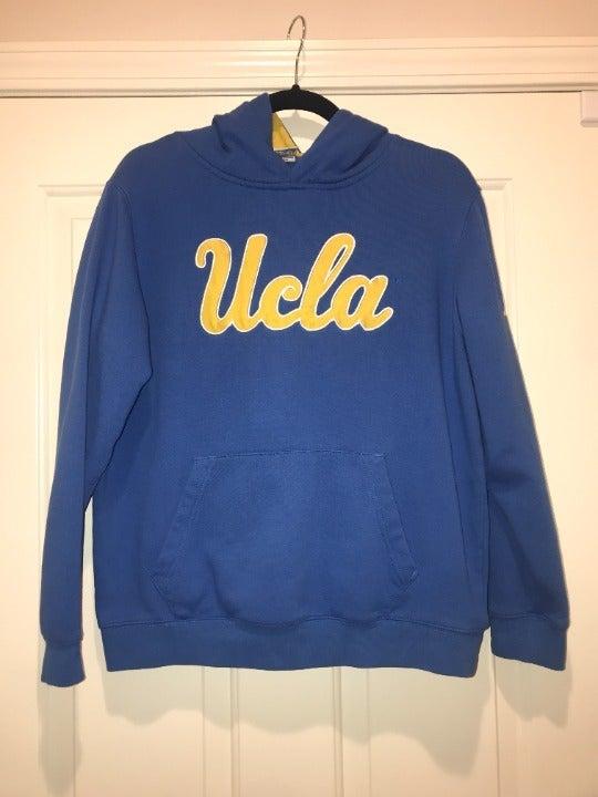 UCLA Blue Hooded Sweatshirt - Youth Large -  Good condition!