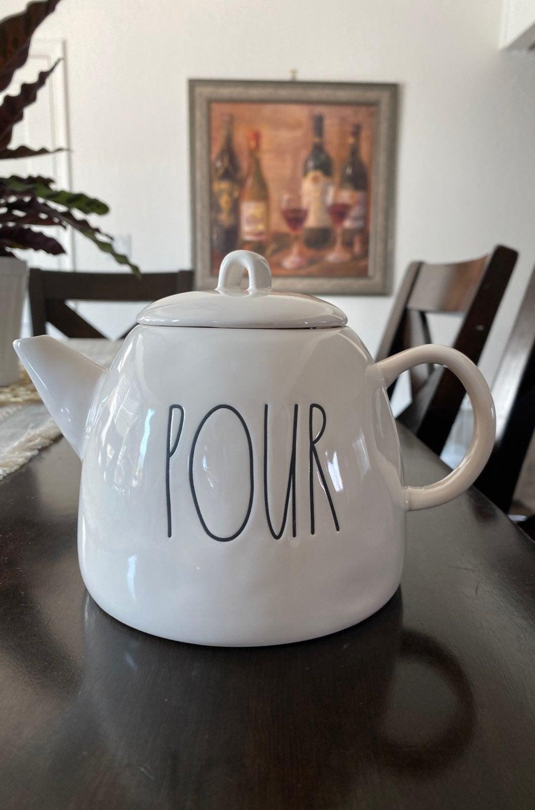 Rae Dunn Pour Teapot