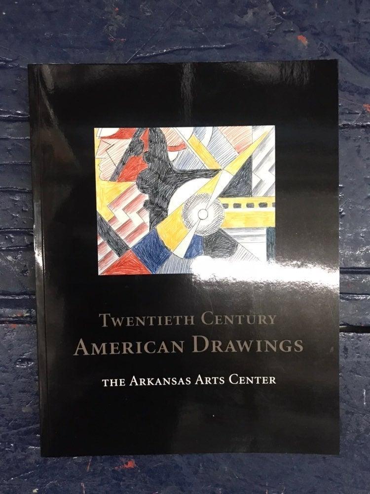 Twentieth Century American Drawings- The