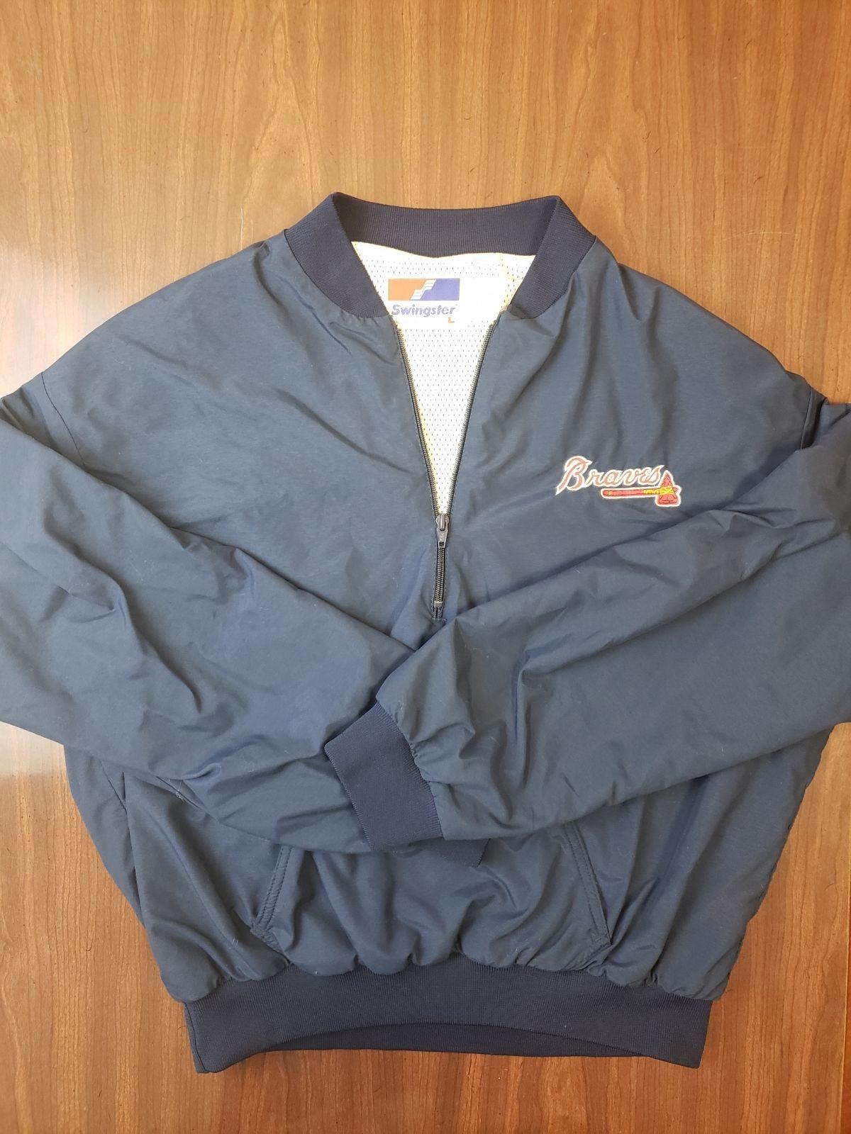 Braves Bomber Jacket