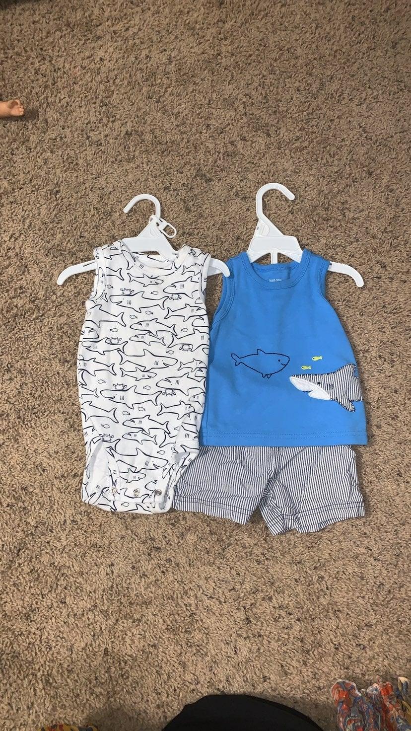 Shark Carters Set