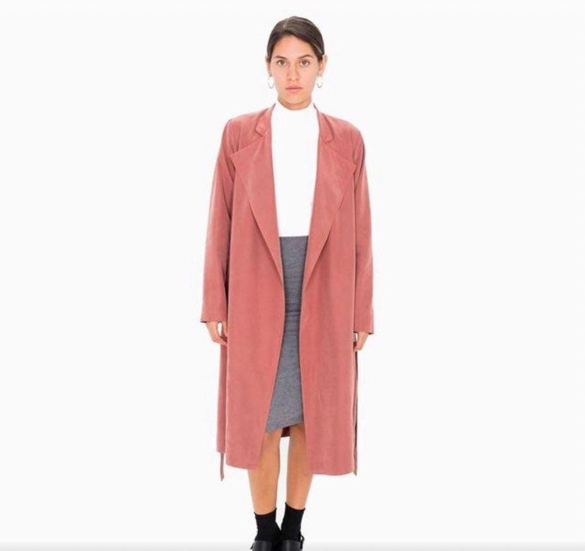 American Apparel Dylan Coat