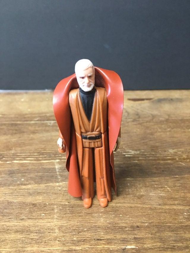Vintage white hair obi-wan Kenobi