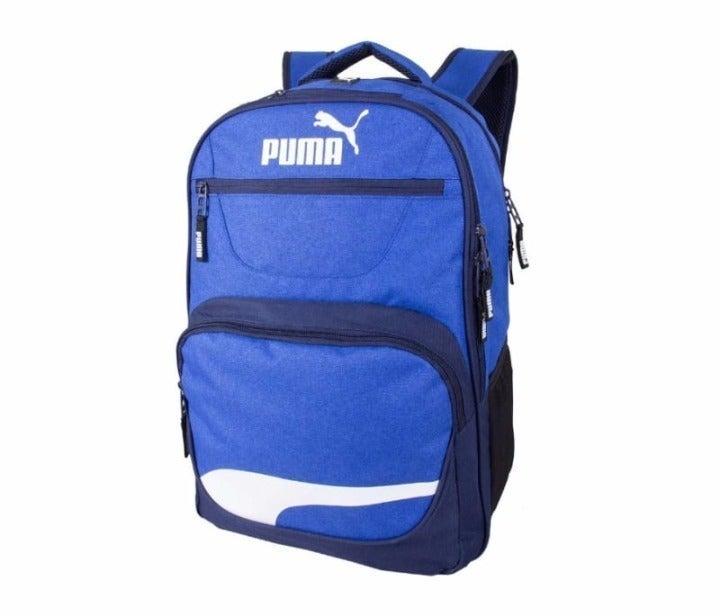 """Puma 19"""" Squad Blue/White/Black Backpack"""