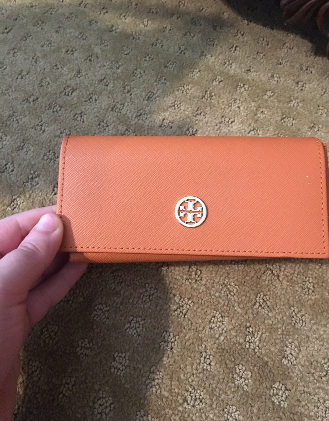 Tory Burch sunglasses/glasses Case
