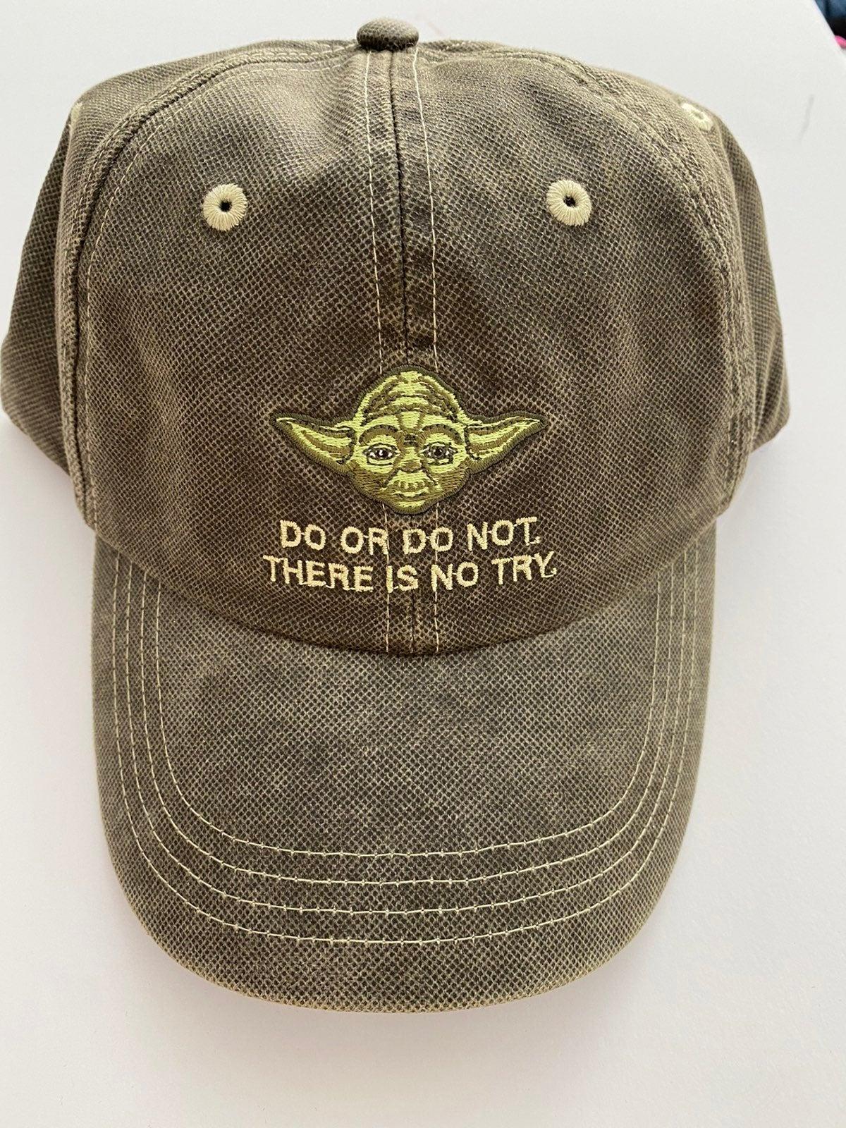 Star Wars Yoda Disneyland Hat