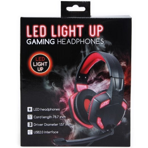 Led Gaming Headset Ps4 Xbox One or pc