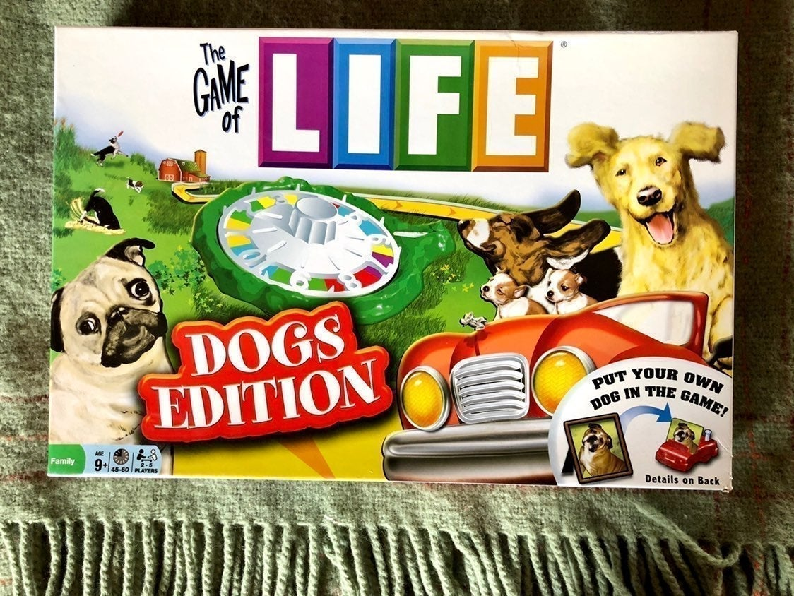 The Doggie Game of Life!
