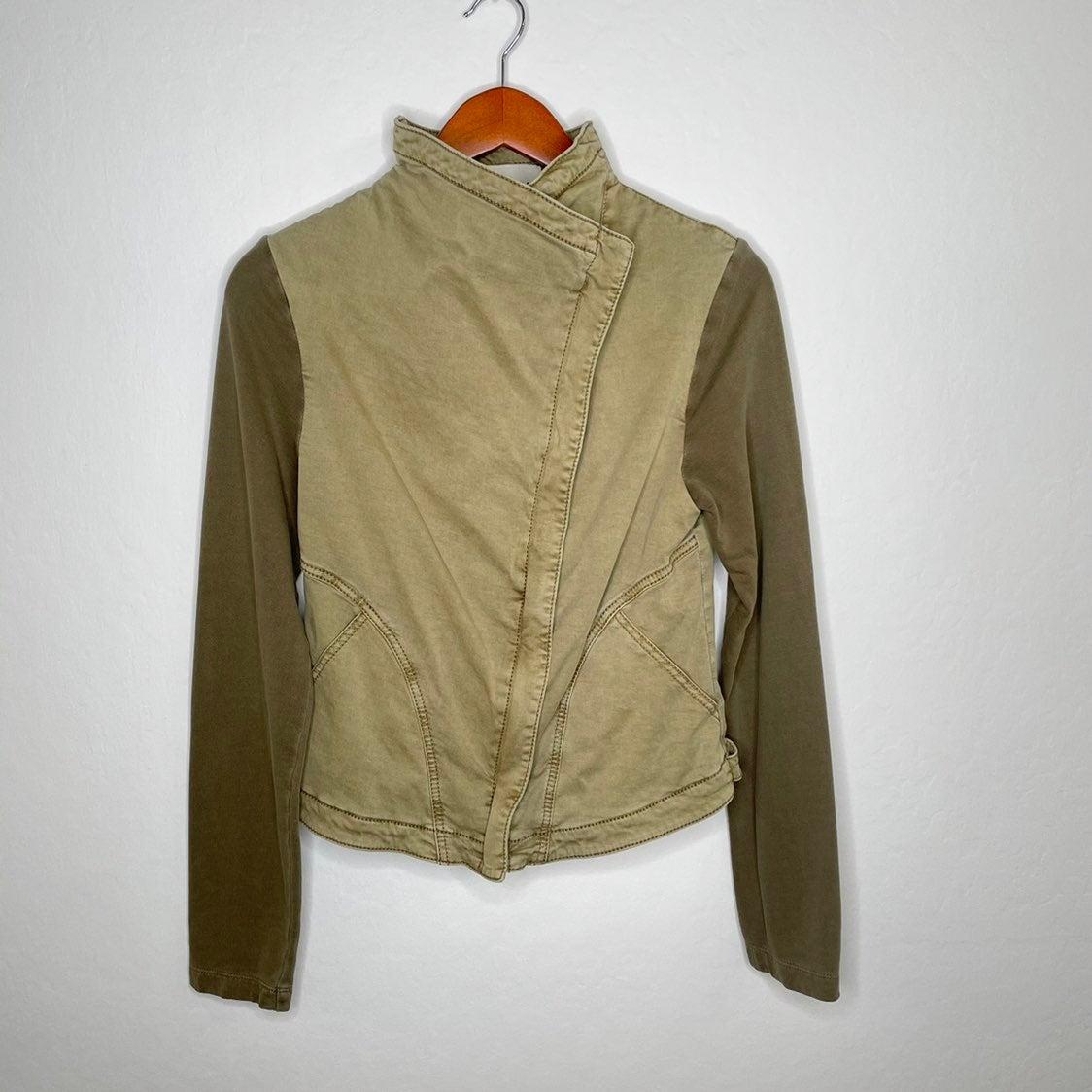 Marrakech Anthro Armitage Moto Jacket