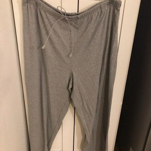 Plus size jogging Pants 2X