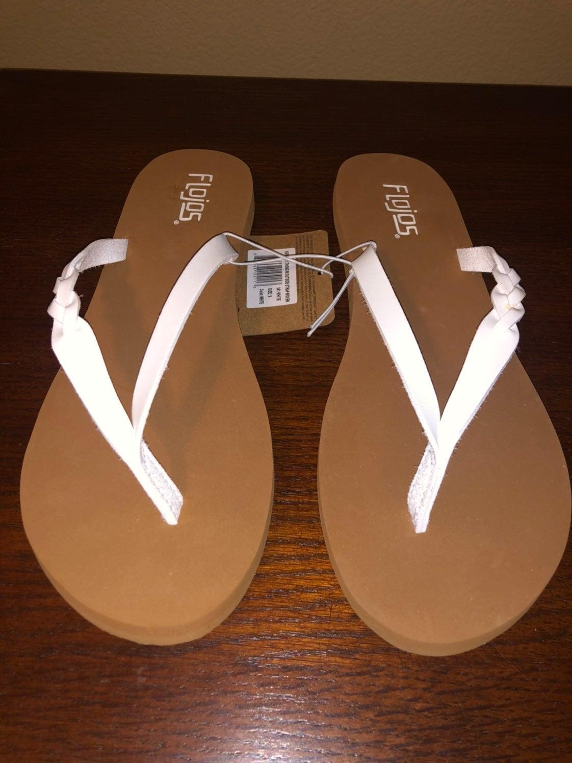 Women's Flojos Serenity Flip Flops-size9