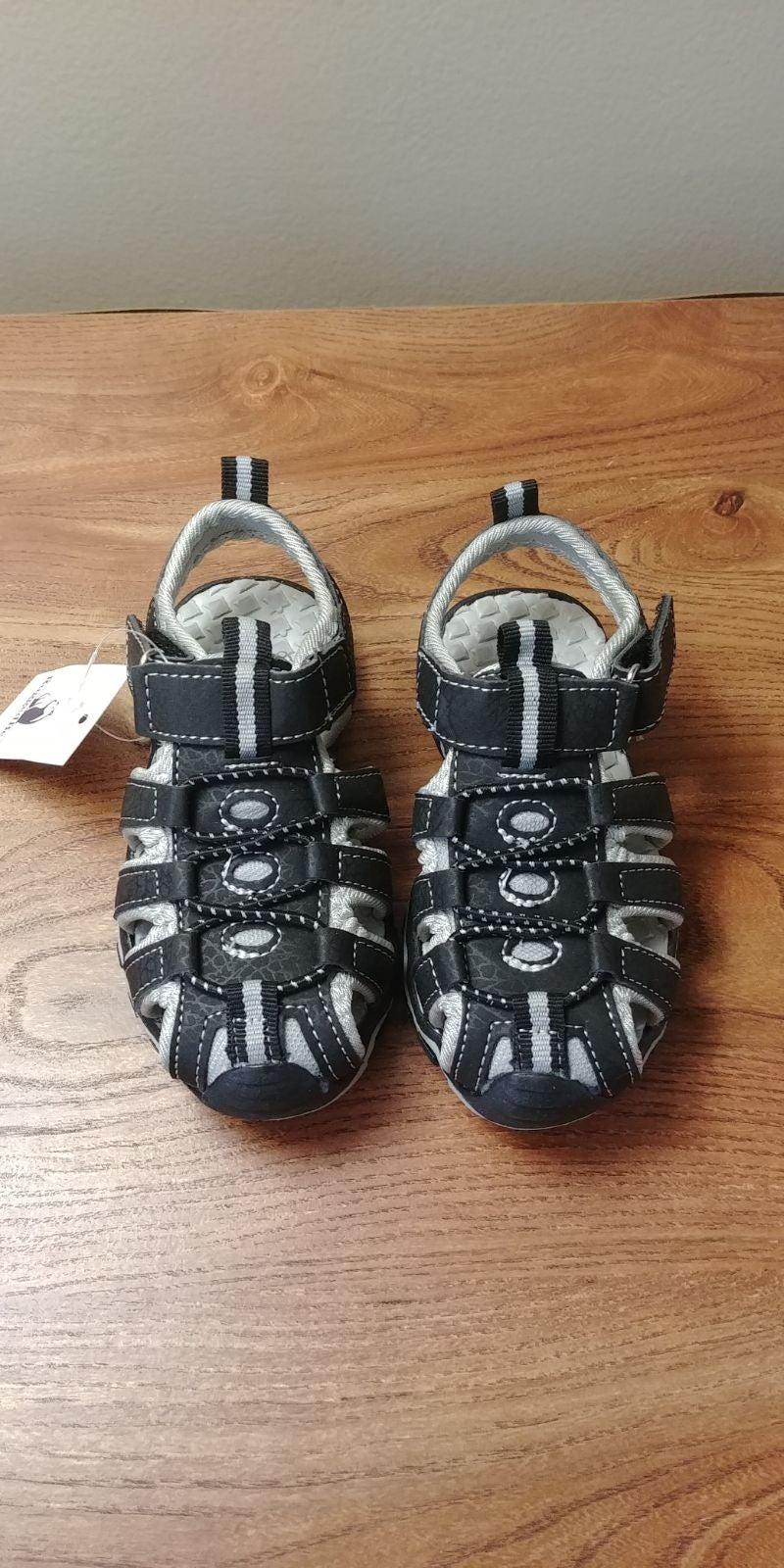 RuggedBear Closed Toe Sandals Toddler